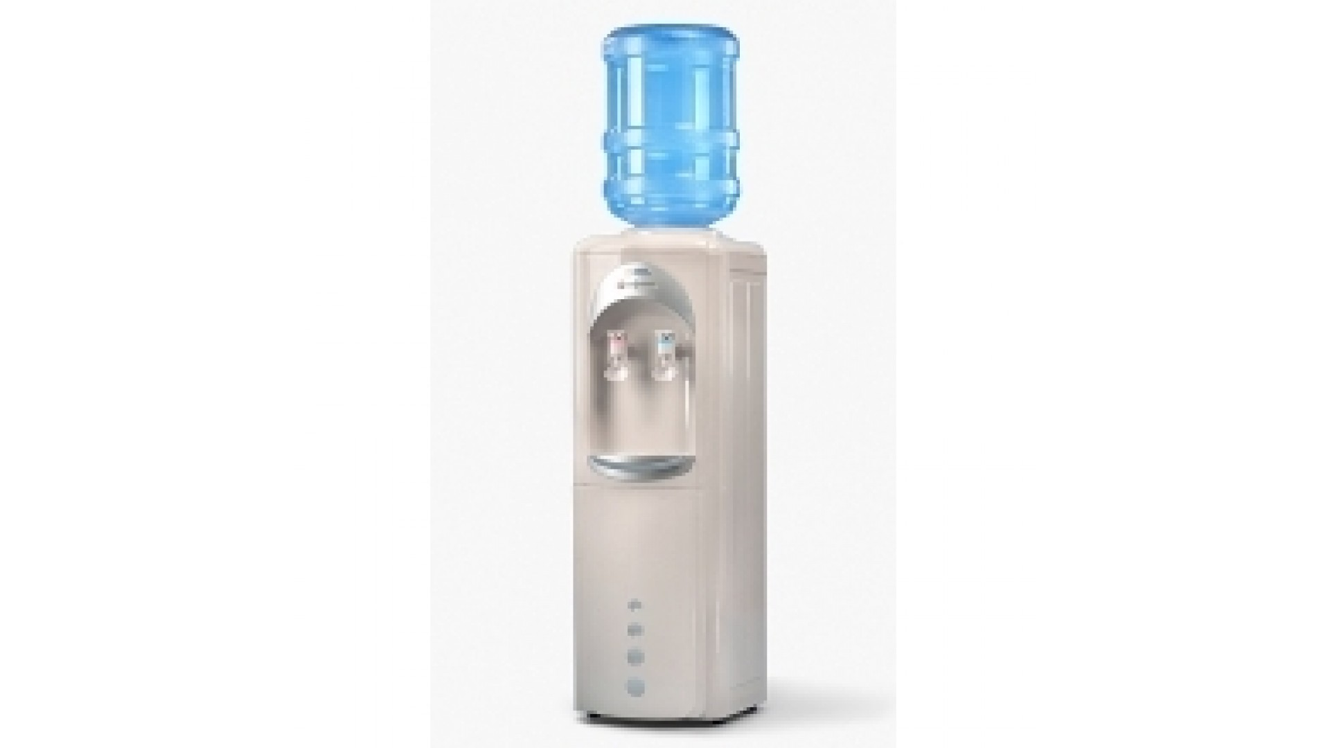 The water dispenser LC-AEL-17B SILVER