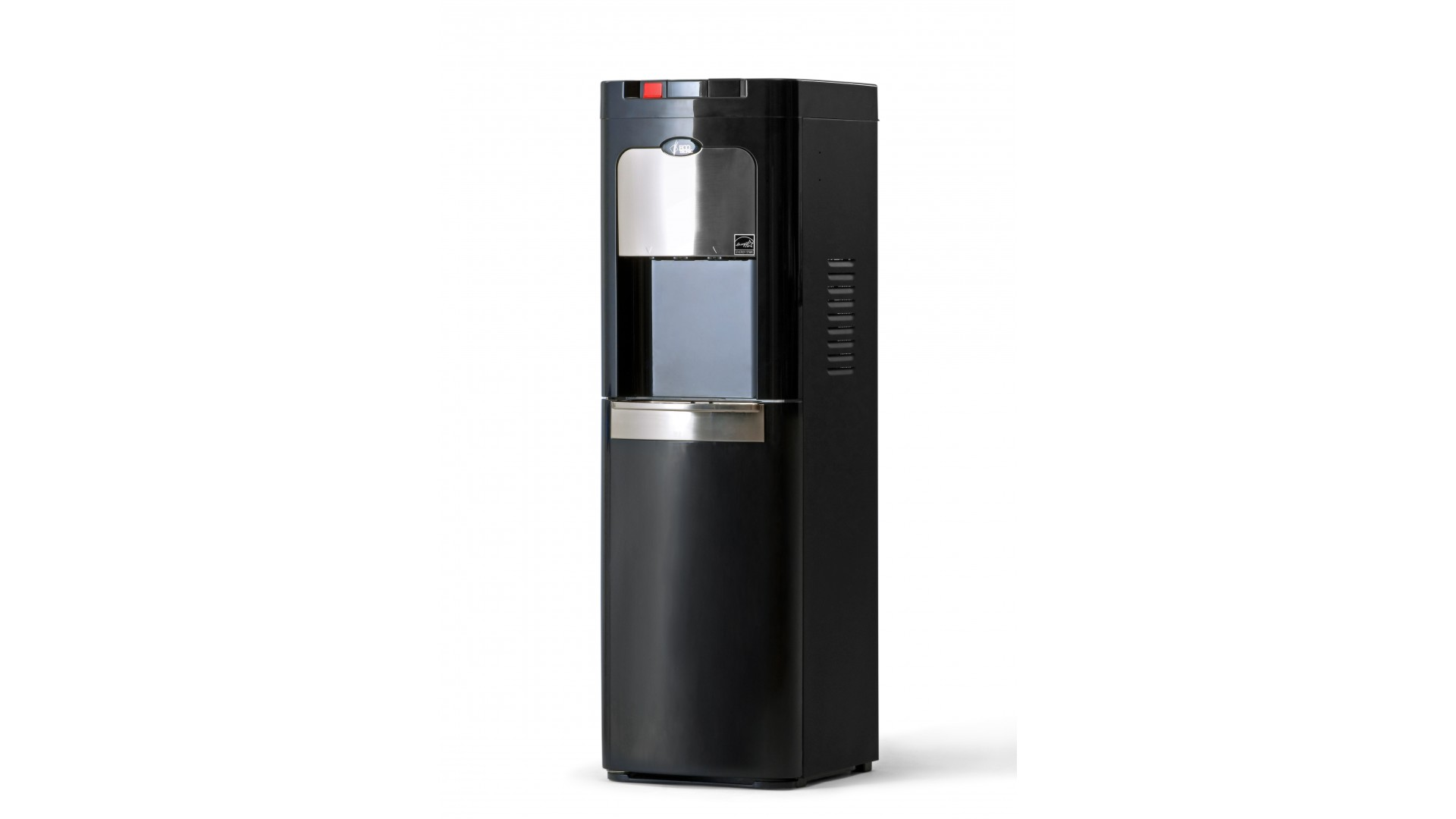 Water dispenser with bottom zakreski Ecotronic-C8-LX black