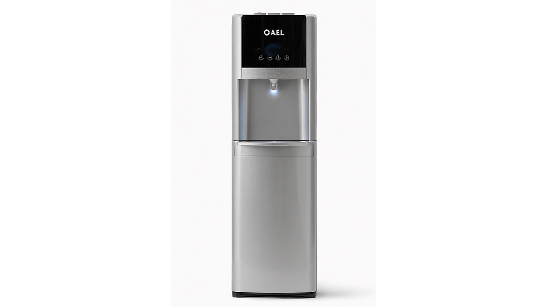 water dispenser LC-AEL-809a (silver)